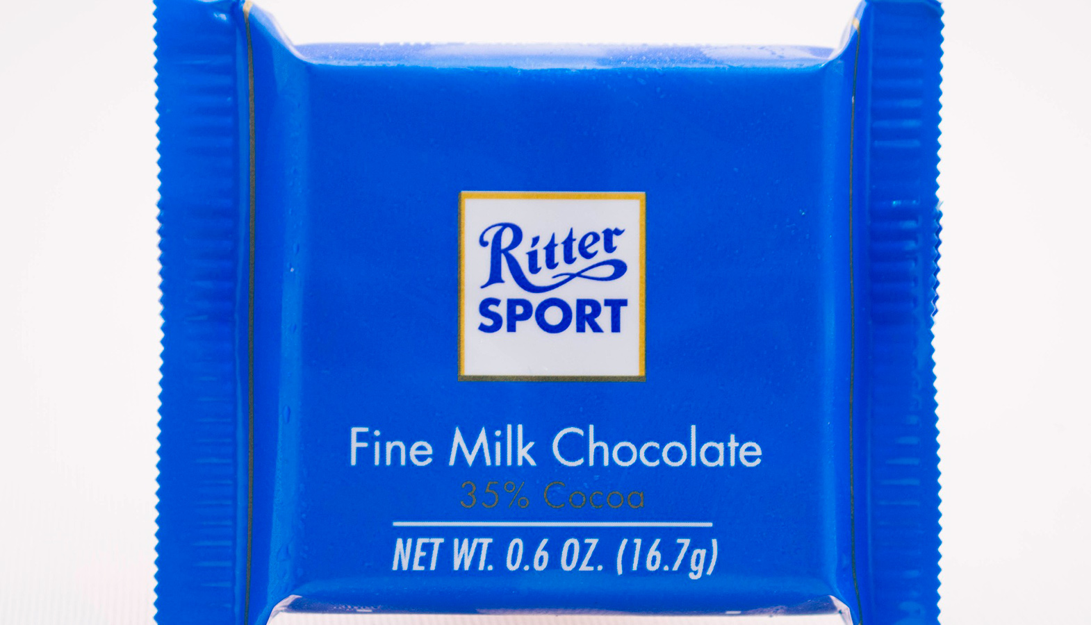 A Court In Germany Confirmed The Exclusive Right Of Ritter Sport To The Square Shape Of Chocolate