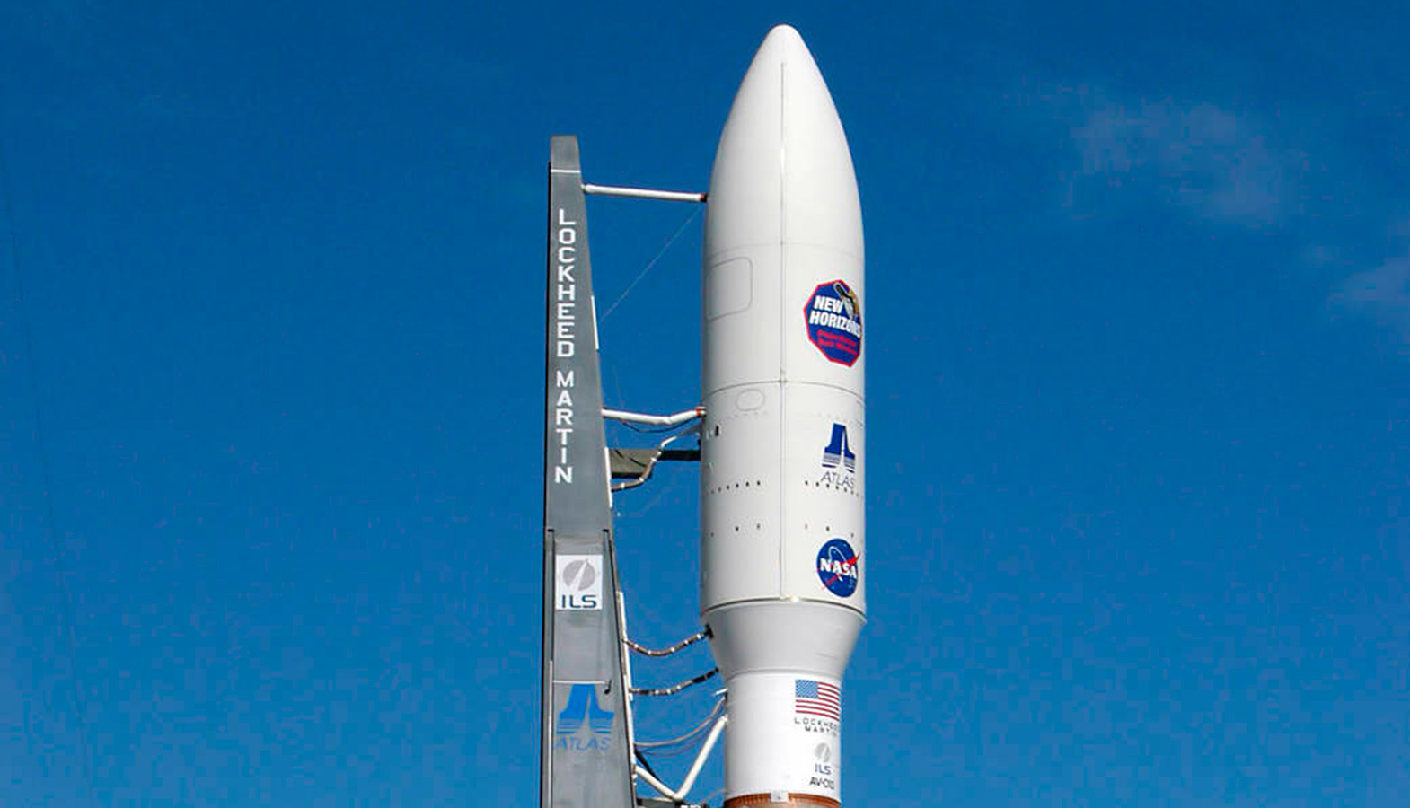 A Launch Vehicle Atlas V With The Perseverance Rover Launched From The Cape Canaveral Spaceport