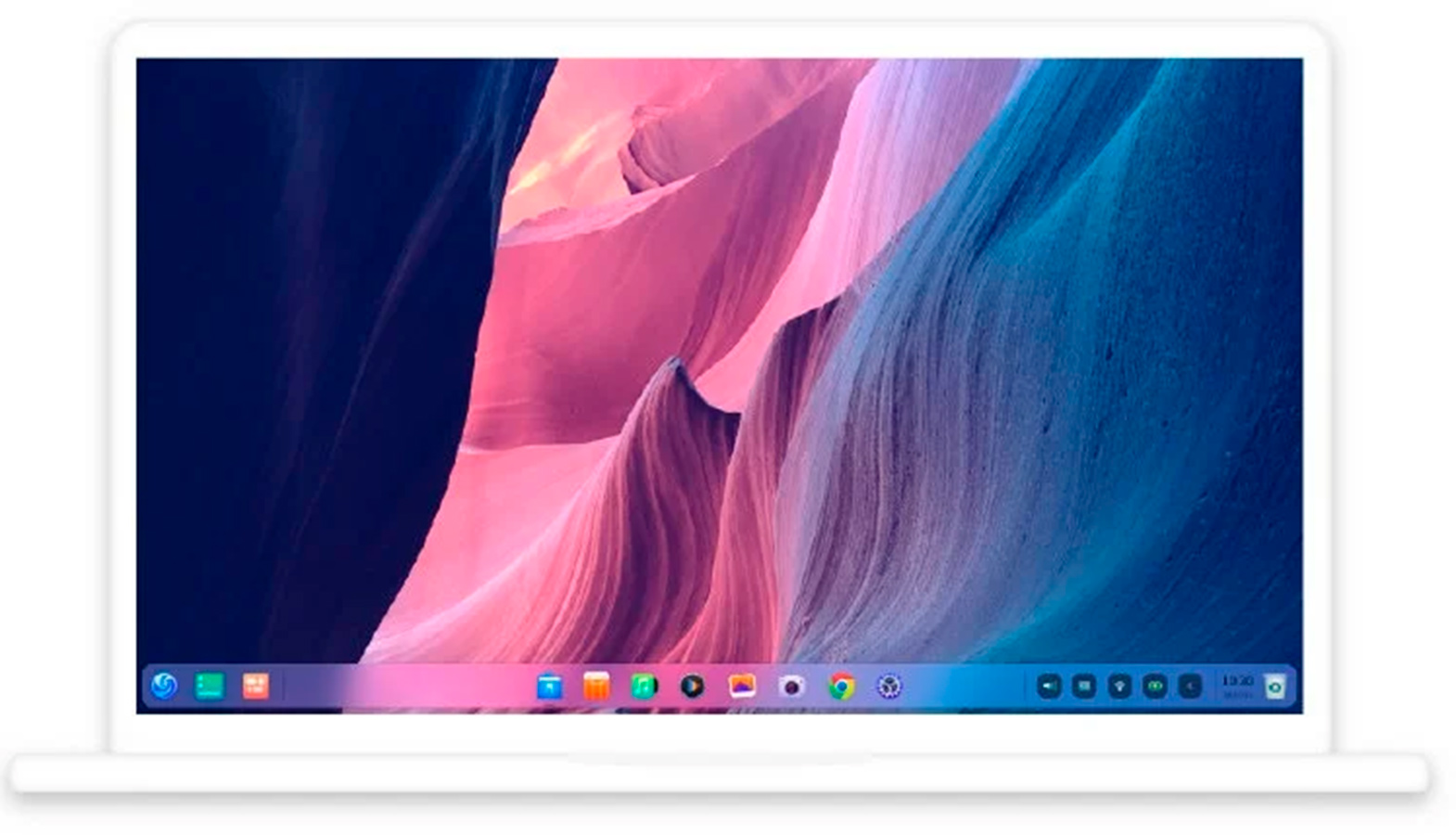 A Popular Alternative To Windows And macOS, Deepin OS, Will Appear On Tablets