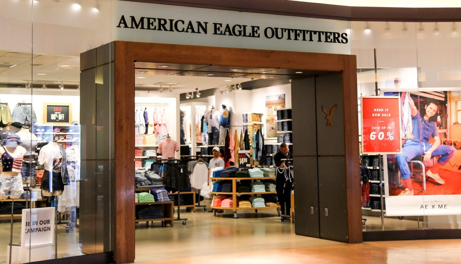 American Eagle Outfitters, Inc (AEO) generated a Return on Equity (TTM) of -17.87% and a Return on Assets (TTM) of -0.3%