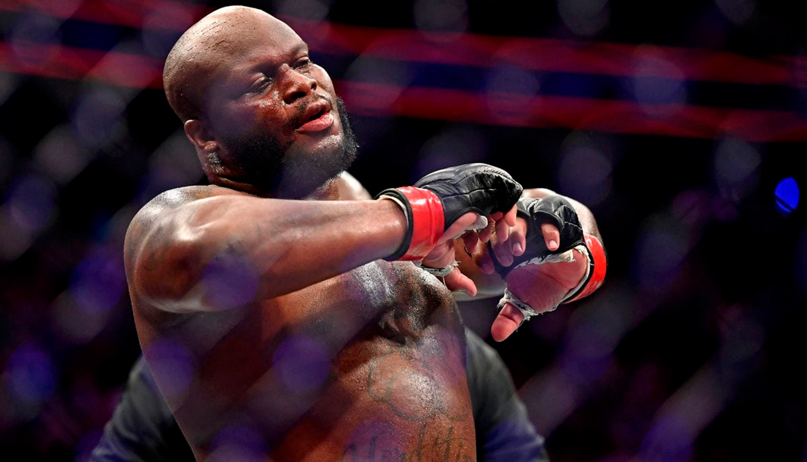 Alexey Oleynik Lost To Derrick Lewis By Knockout At The UFC Fight Night 174 In LA