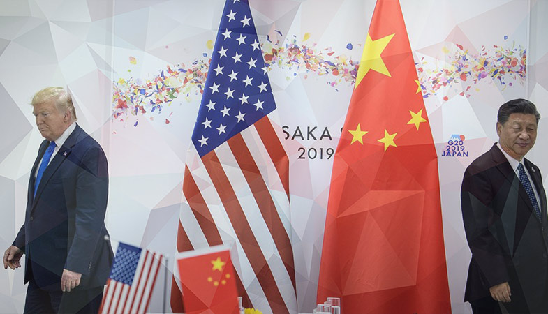 American Companies Assume The Separation Of The US And Chinese Economies Is Likely