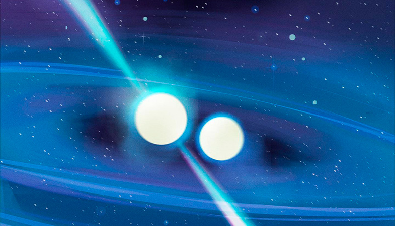 Astronomers First Discovered A Pair Of Neutron Stars With Very Different Masses