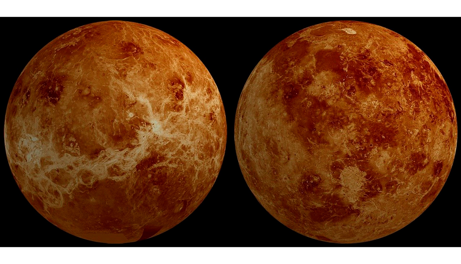 Astronomers Have Proved That There Are Active Volcanoes On The Surface Of Venus