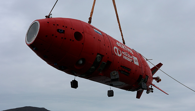 Autonomous Deep-Water Vehicle Vityaz Sank To The Bottom Of The Mariana Trench
