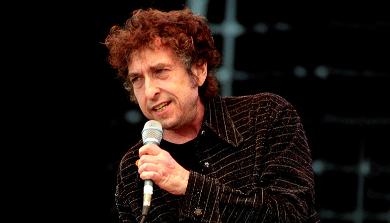 Bob Dylan's Album Topped The UK Charts For The Ninth Time