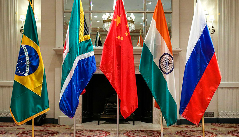 BRICS Countries Will Discuss The Coronavirus Pandemic At A Video Conference On May 7