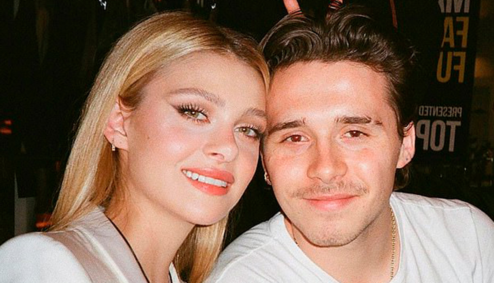 Brooklyn Beckham Is Engaged To Nicola Peltz