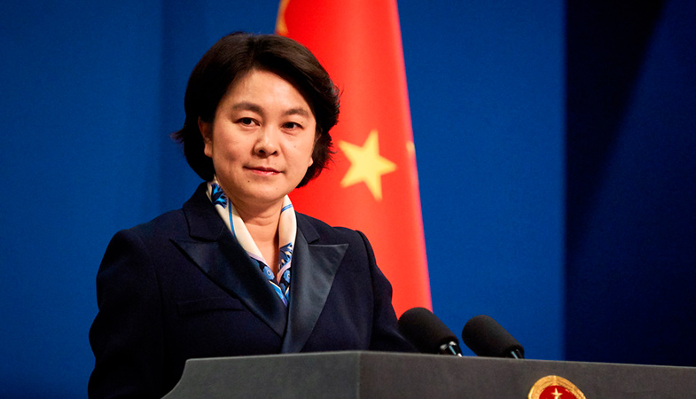 China Does Not Intend To Participate In Negotiations With Russia And The United States On Disarmament