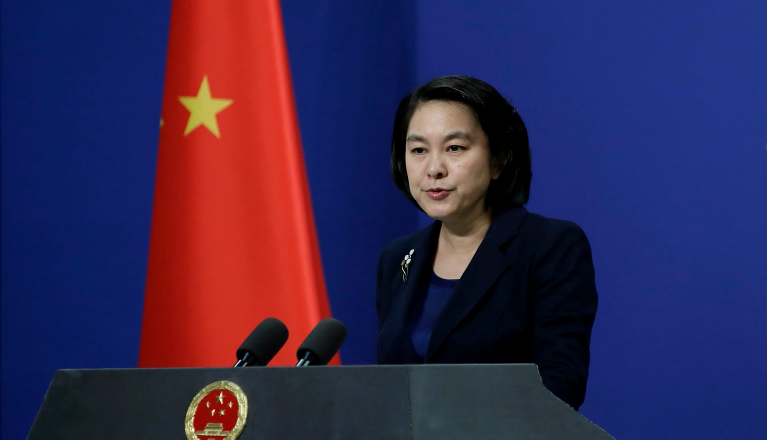 China Has Imposed Sanctions On Four US Lawmakers