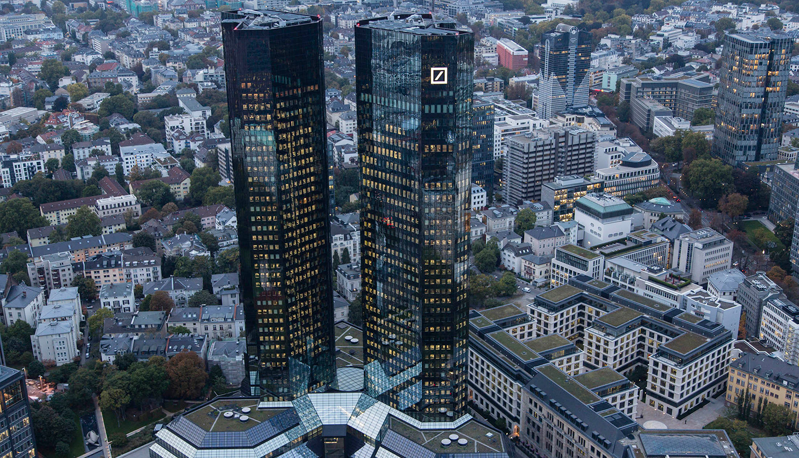 Deutsche Bank Shares Fell 6% On Reports Of Suspicious Transactions
