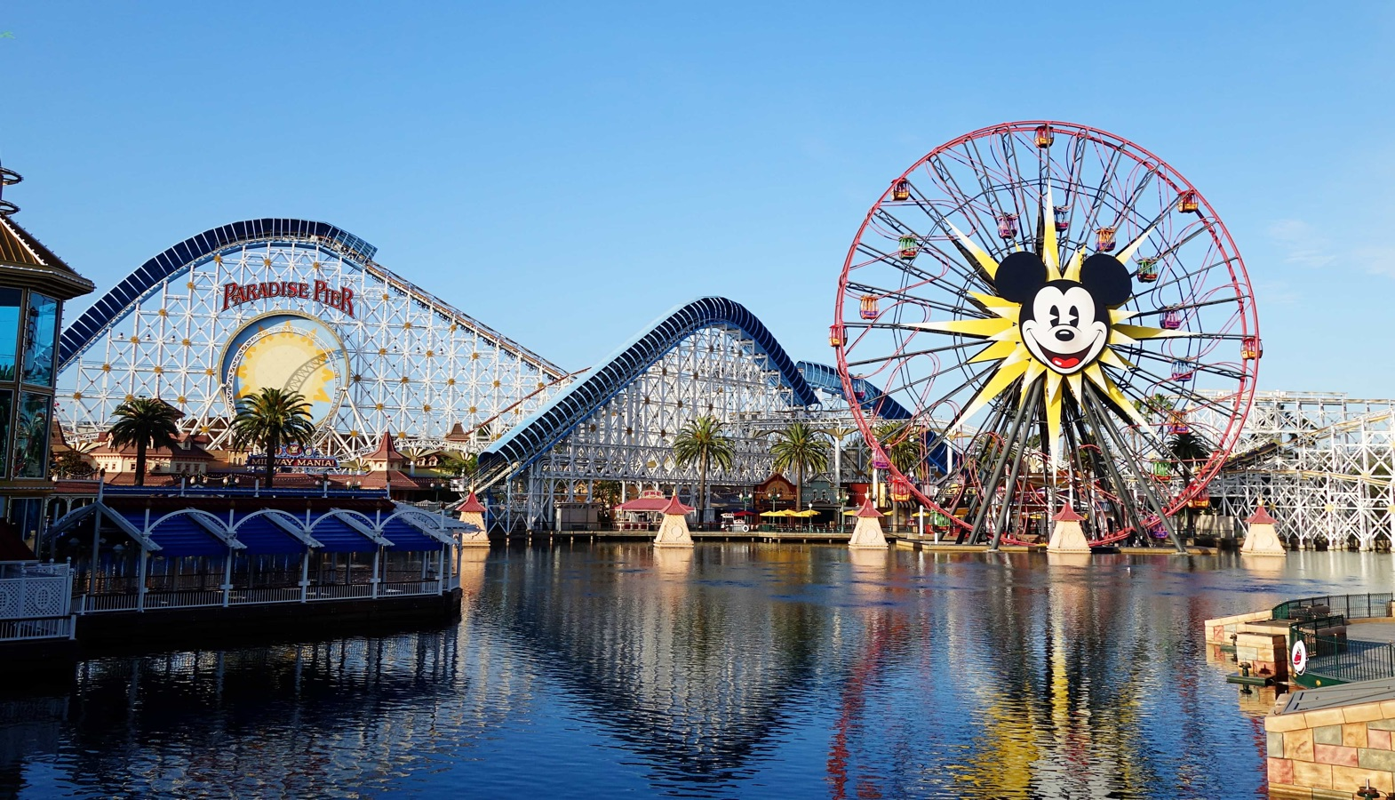 Disney California Adventure Park Has Become A Point Of Vaccination