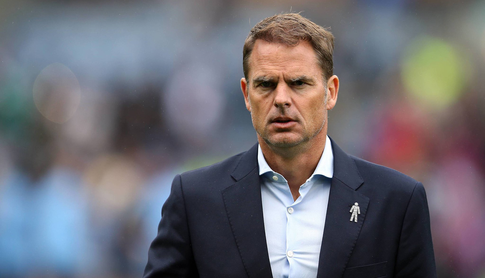 Frank De Boer Was Appointed Head Coach Of The Netherlands National Football Team