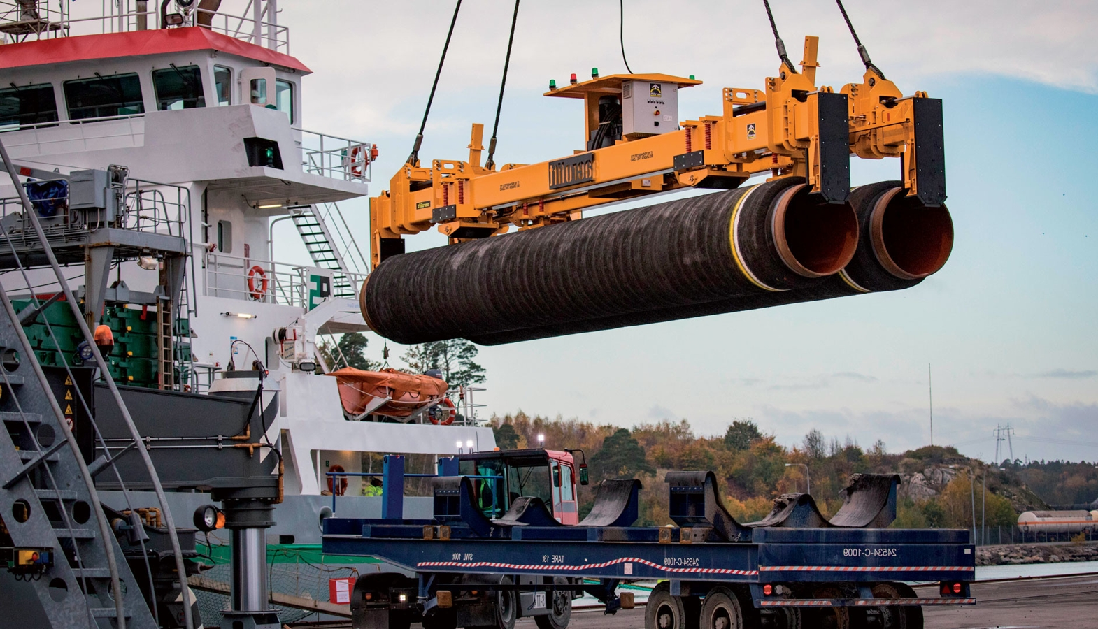 German Greens Demand To Close The New Fund In Support Of Nord Stream 2