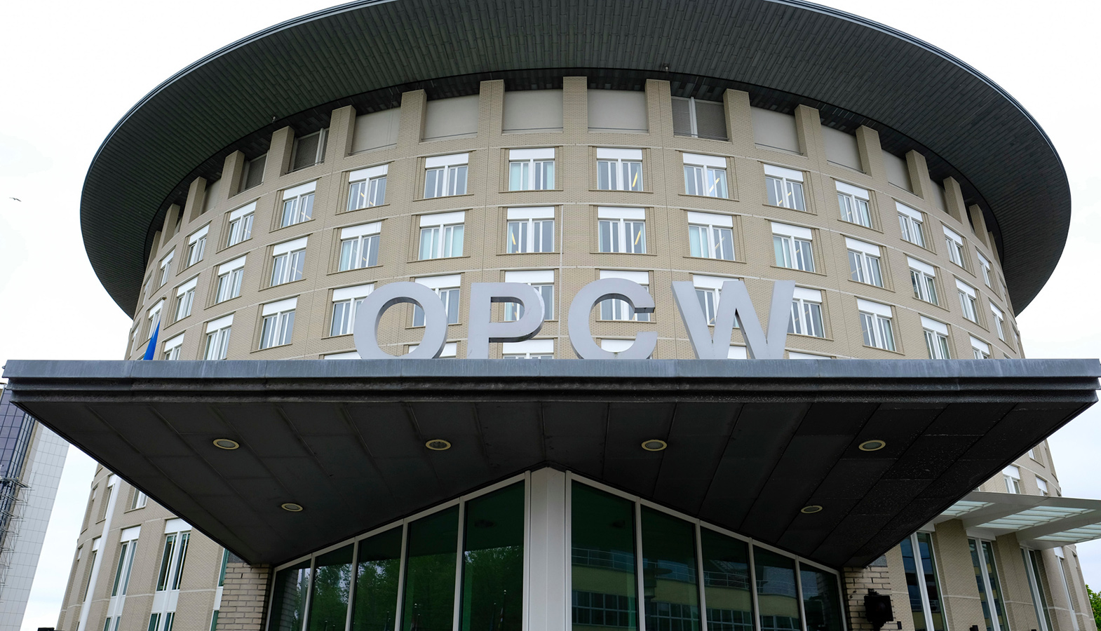 Germany Will Consult With The OPCW Before Transmitting Data On Navalny