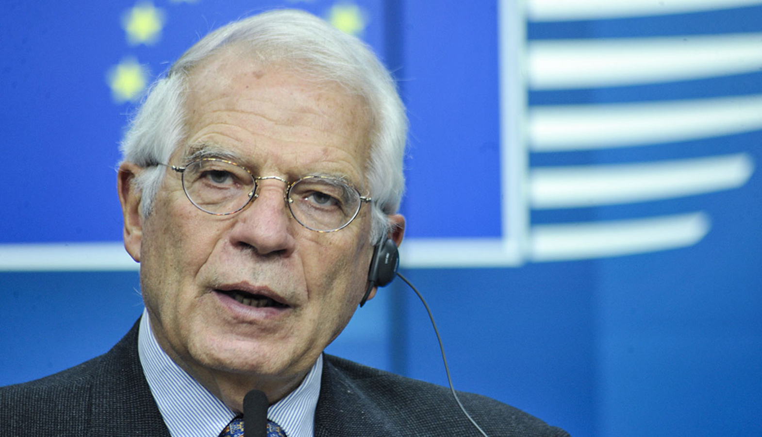 Josep Borrell: Europe Intends To Speed Up The Adoption Of Sanctions Against Belarus