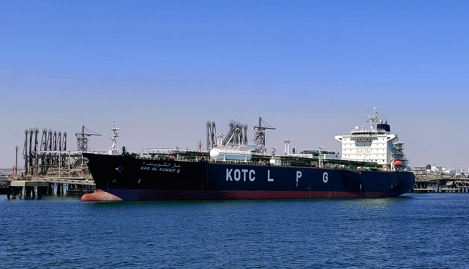 Kuwait Intends To Open The Largest LNG Terminal In The Middle East