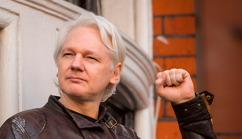London Court Rescheduled Assange's Extradition Hearing To The US Until At Least September