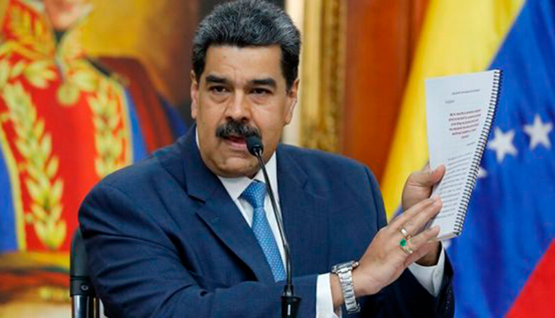 Maduro Declared The Detention Of Trump's Security Staff