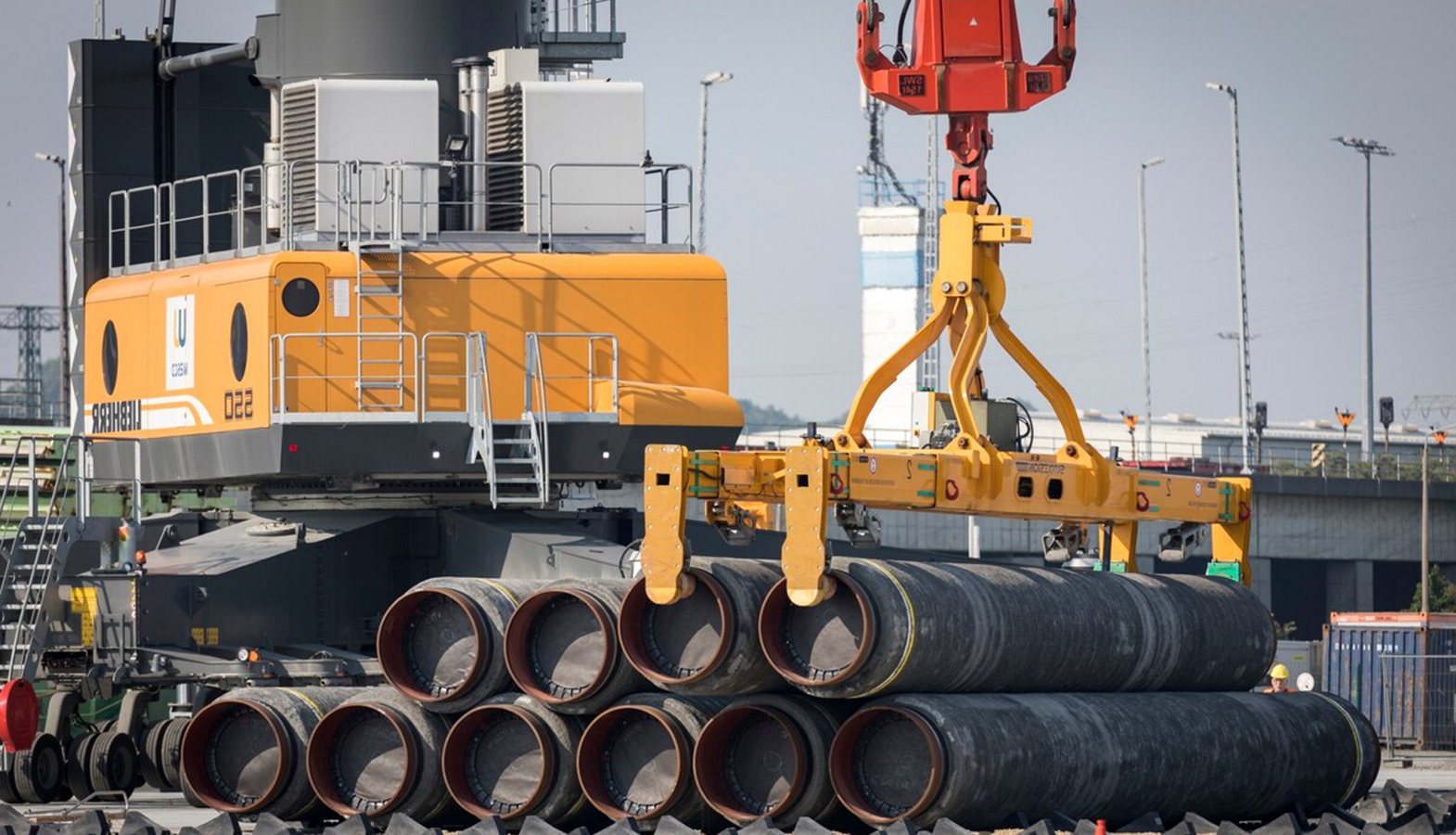 Nord Stream Was Stopped For Maintenance Until July 26