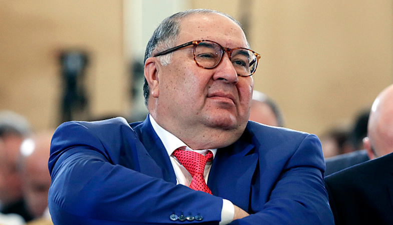 Only One Russian Remained In The Top Ten Richest People In The UK