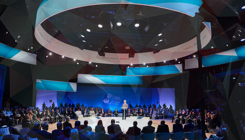 Organizers Said That The Paris Peace Forum Will Take Place As Planned In November