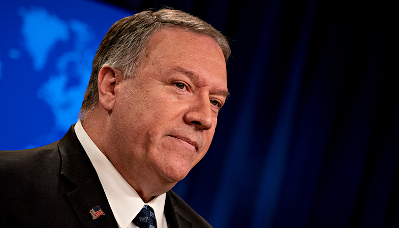 Pompeo Declared That He Has Evidence Of The Spread Of Coronavirus From A Laboratory In Wuhan