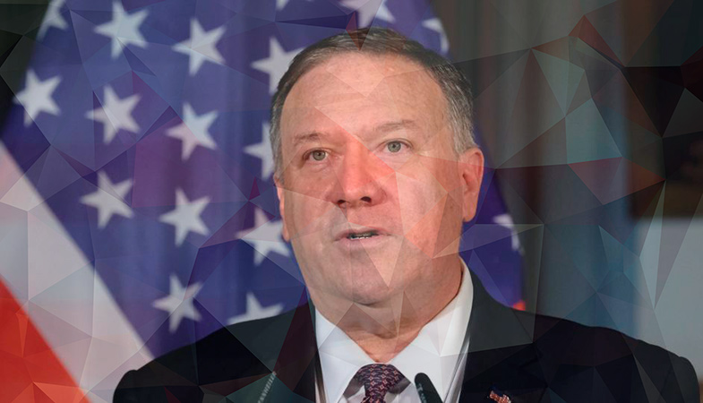 Pompeo Linked The Recent Launch Of An Iranian Satellite To The Country's Development Of Nuclear Weapons