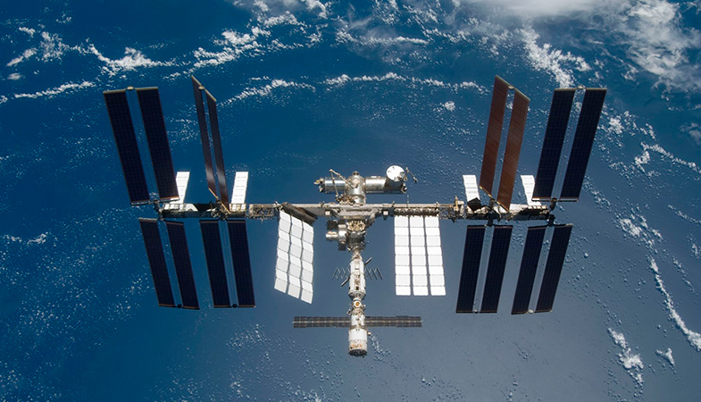 Roscosmos Offered The Russians To Observe The ISS With The Naked Eye