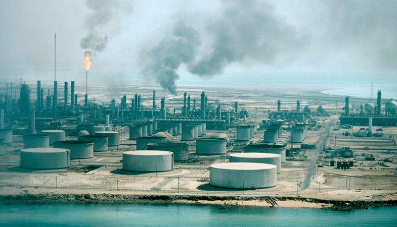 Saudi Aramco Raised June Oil Prices