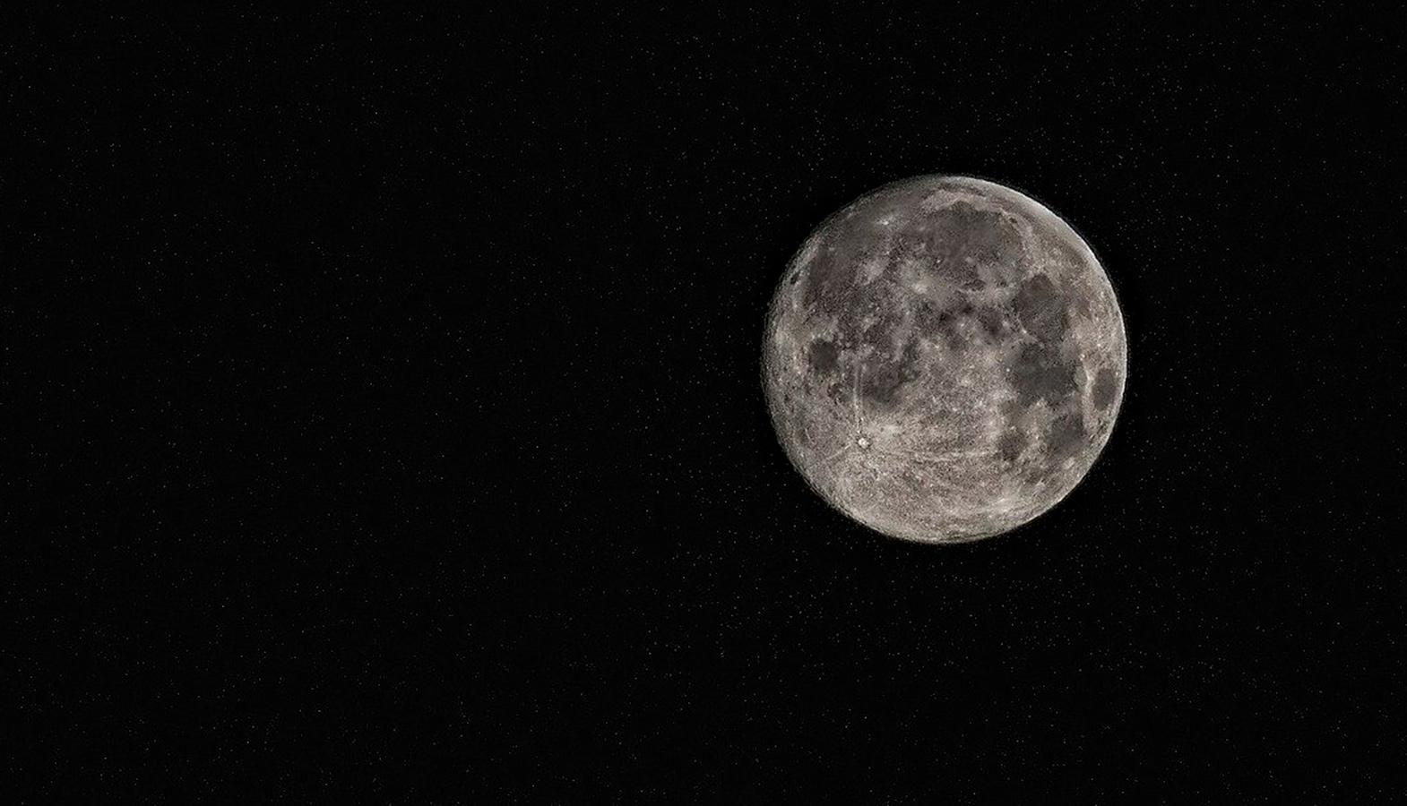 Scientists Figured Out Out The Real Age Of The Moon: It Differs From Past Data