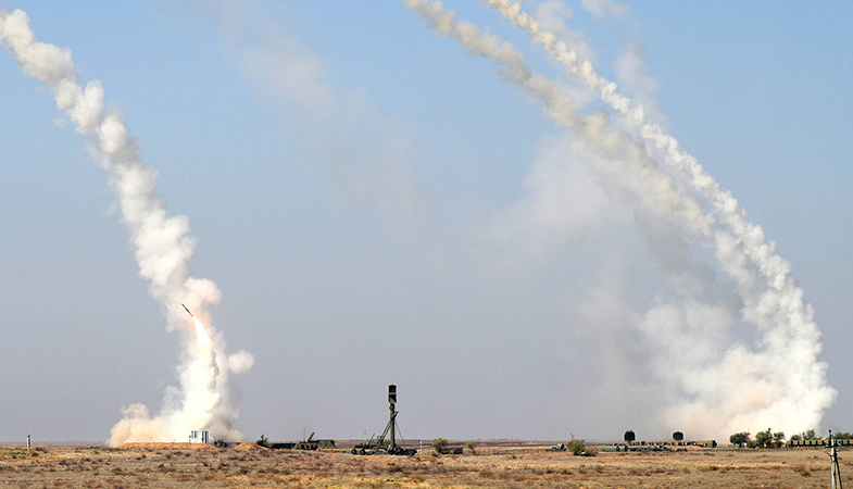 Syria's Air Defense Systems Repelled Rocket Attacks On Two Cities In Hama Province