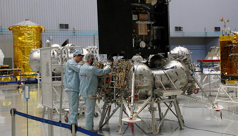 Tests Of The Luna-25 Spacecraft Will Be Completed In The Summer Of 2021