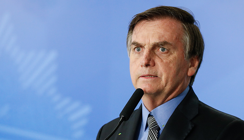 The Court Gave Jair Bolsonaro Five More Days To Provide The Result Of A Coronavirus Test