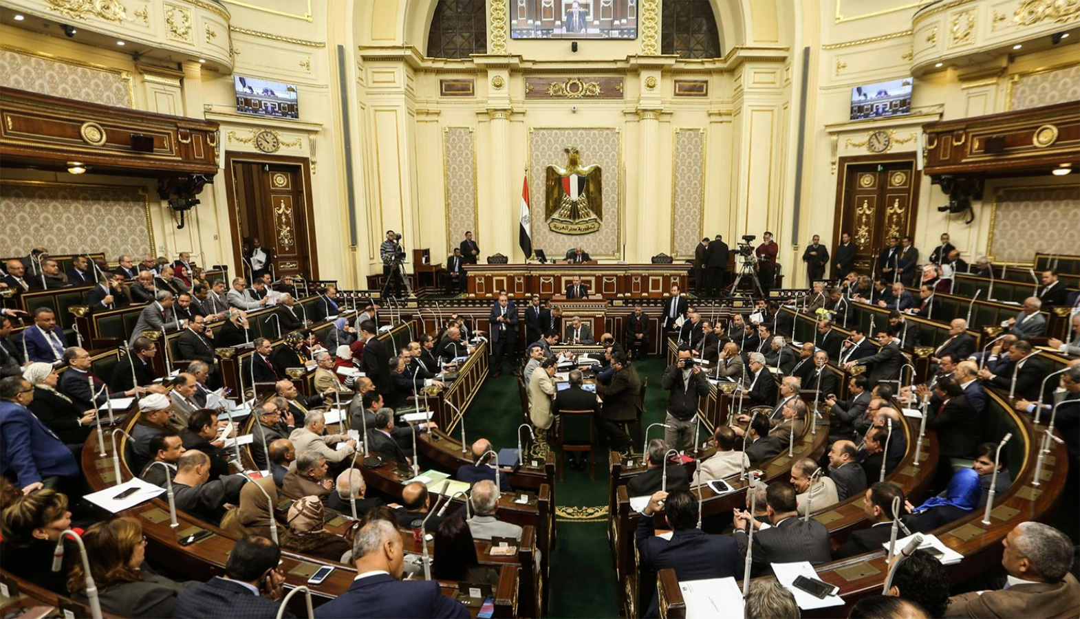 The Egyptian Parliament Has Given The President A Mandate To Send Troops To Libya