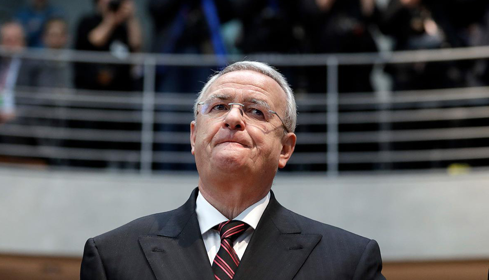 The Former Head Of Volkswagen Martin Winterkorn Will Appear In Court In The Case Of The Diesel Scandal