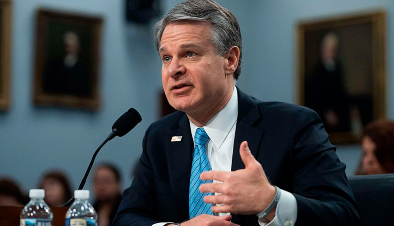 The Head Of The FBI Called Domestic Extremism One Of The Main Threats To US Security