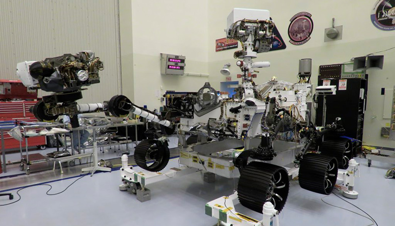 The Launch Of The New NASA Rover Was Postponed To July 30
