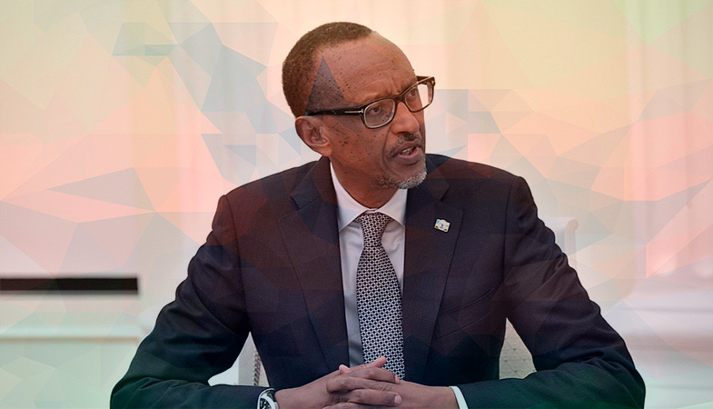The President Of Rwanda Predicted A Slow Recovery From The Coronavirus In Africa