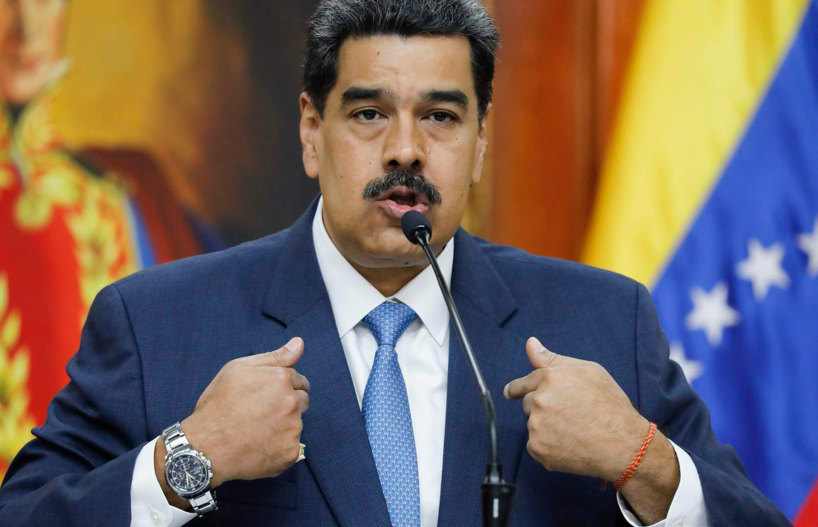 The President Of Venezuela Announced The Beginning Of A New Phase Of Military Exercises