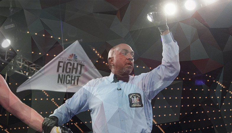 The Referee Of The Lennox Lewis And Mike Tyson Fight Died Of A Coronavirus