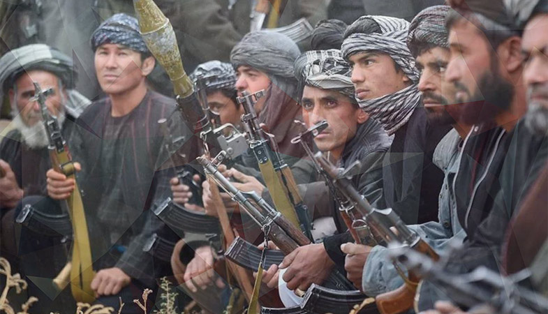 The Taliban Released About 60 Afghan Soldiers