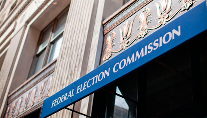 The US Federal Election Commission Is Effectively Suspending Its Work