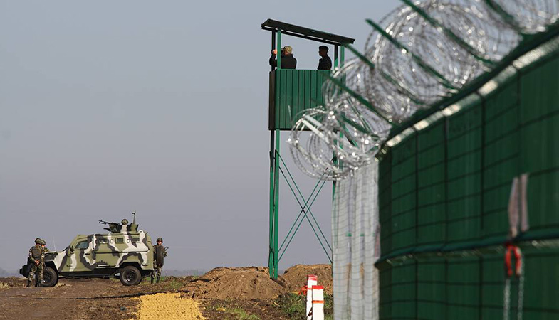 "Ukraine Delayed The Construction Of A ""Wall"" On The Border With Russia Until 2025"