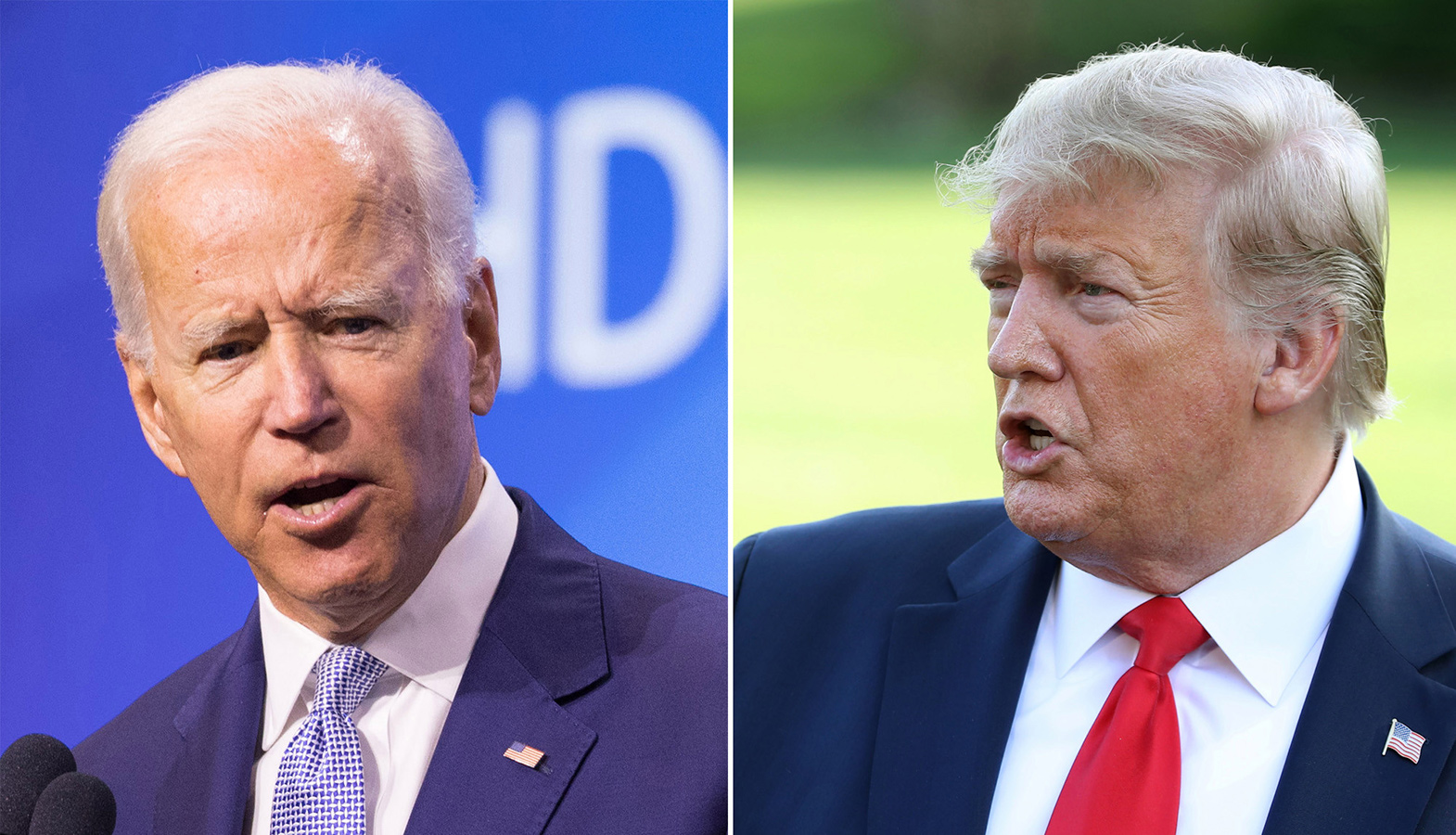 WSJ/NBC Survey: Joe Biden Is 8% Ahead Of Donald Trump
