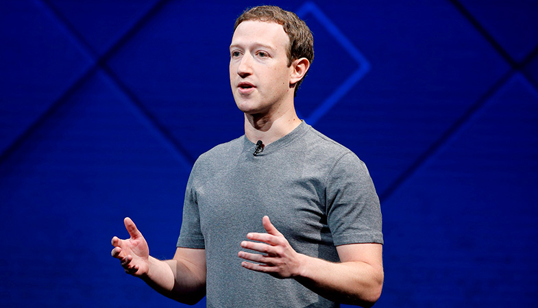Zuckerberg Lost $7 Billion Due To The Boycott Of Advertising Companies In Social Networks Facebook